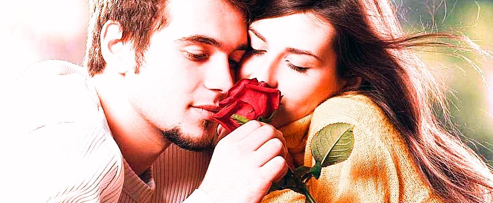 casal romantico